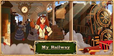 My Railway v1.1.2 Ad Free Apk