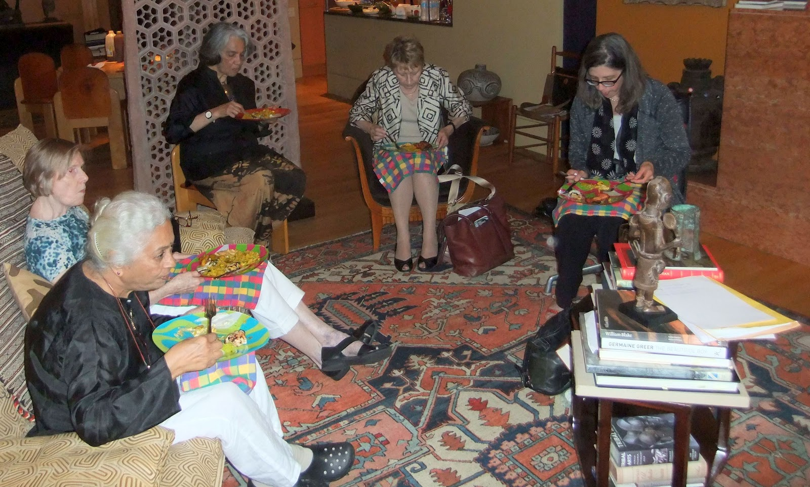 KRG - The Kochi Reading Group: Poetry Session on July 13, 2012