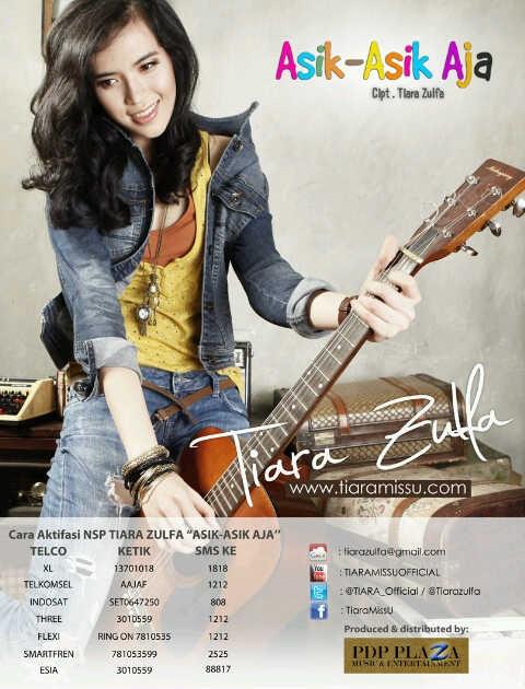 Tiara+Zulfa Download Lagu Tiara Zulfa   Asik Asik Aja