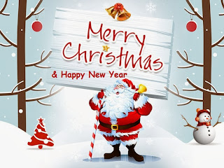 Merry Christmas 2015 and Happy New Year 2016 Wishes WhatsApp Status
