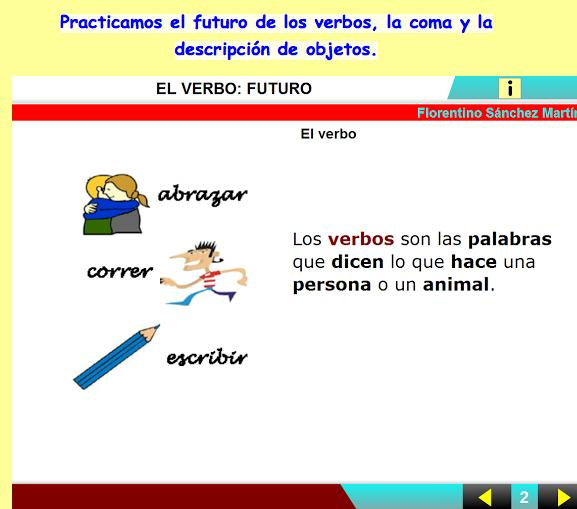 http://cplosangeles.juntaextremadura.net/web/edilim/curso_2/lengua/futuro02/futuro02.html
