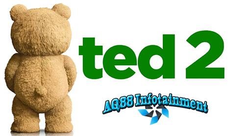 Setelah sukses dengan film pertamanya pada tahun 2012 lalu. universal pictures kembali menghadirkan sekuelnya yang berjudul ted 2.