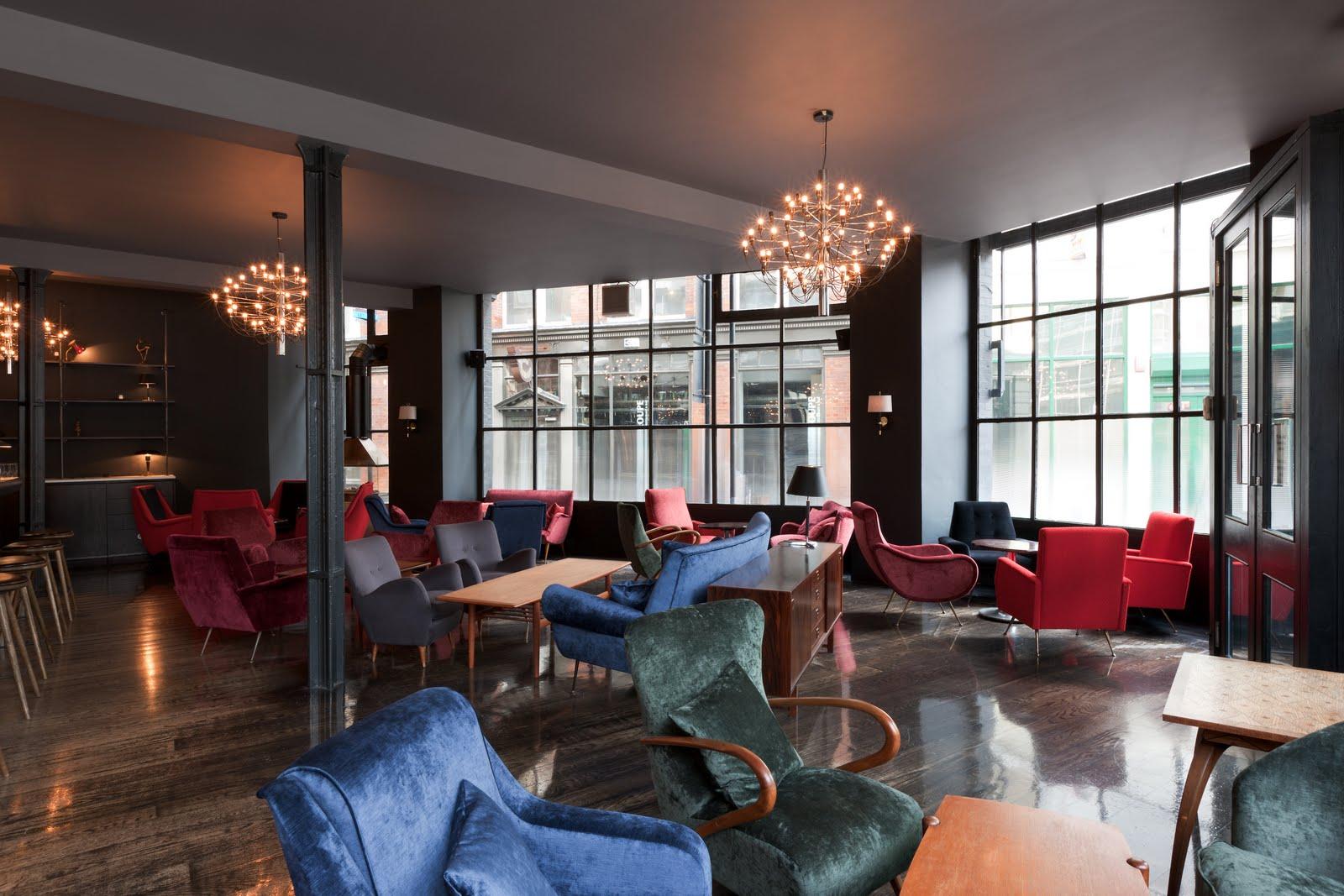 keep great eastern dining room london series