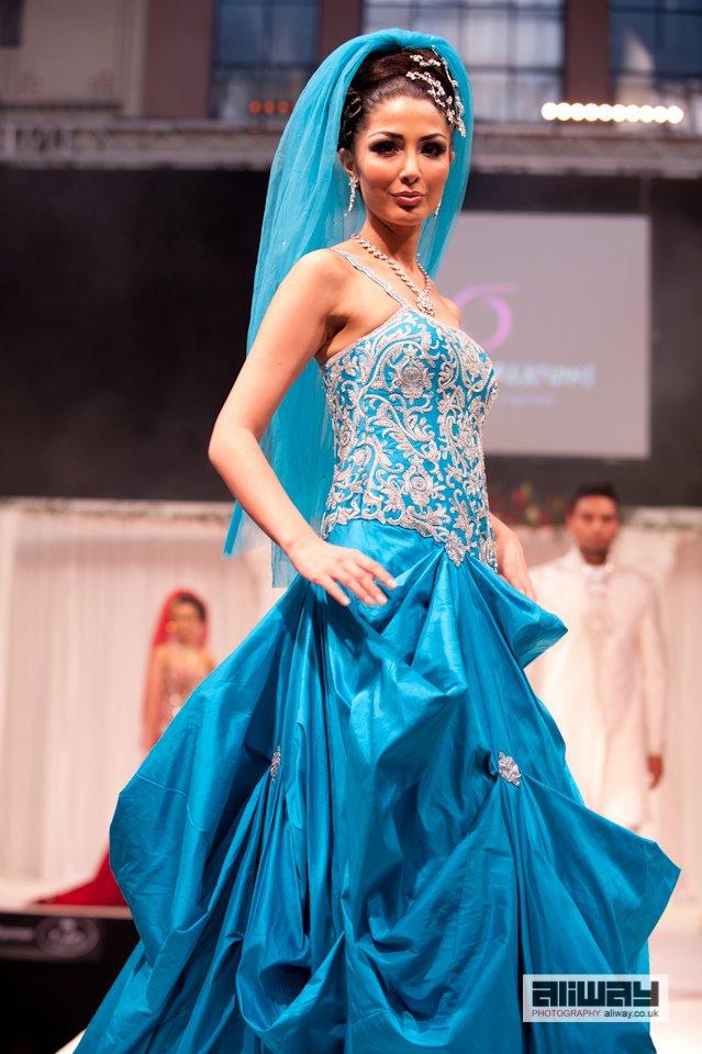 Charmi Creations Asian Wedding Exhibition Alexandra