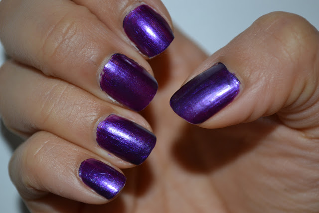 Butter London's HRH Swatch & Review - Xoxo Emmy