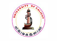 Calicut University Syllabus for B.tech BSc MBA MCA, M.tech Distance Education