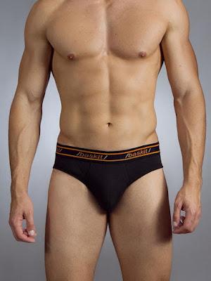 baskit Urban Basics Brief Underwear Black Gayrado Online Shop