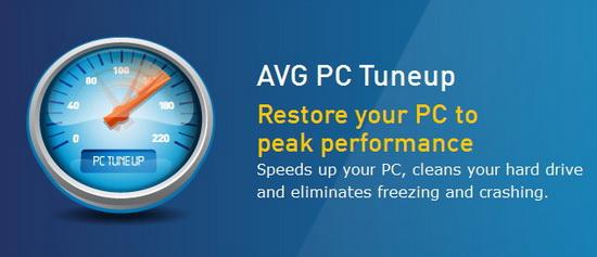 AVG PC Tuneup Full 2015