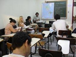 Geografia - Aula na Sede