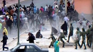 """Le CNASPS dénonce """"vigoureusement"""" la répression """"sauvage"""" marocaine aux territoires sahraouis occupés"""