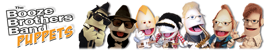 The Booze Brothers Band of Puppets