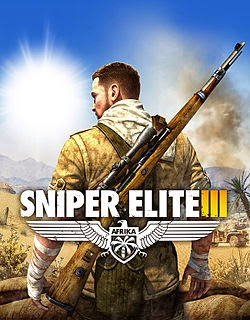 Sniper Elite 3 Cover Game Image