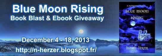 Blue Moon Rising Book Blast and Giveaway
