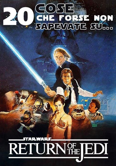 Star Wars Ritorno dello Jedi trivia