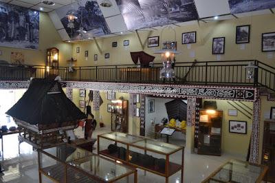 museum pusaka karo wisata berastagi