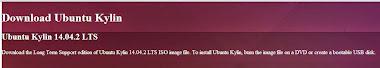 Download Ubuntu Kylin