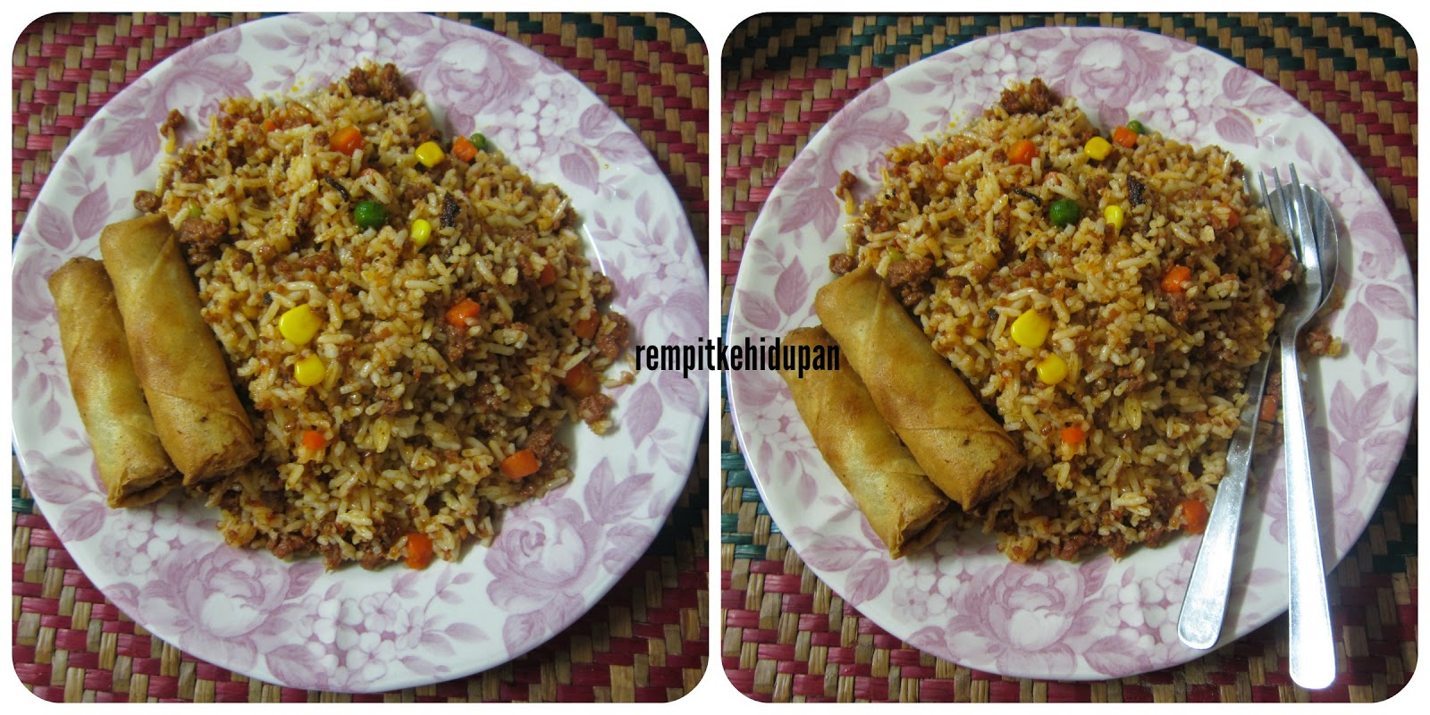 NASI GORENG DAGING BURGER