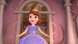 Gambar Putri Sofia the First lagi Terkejut