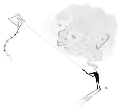 invente vientos, ilustracion por Tiago Spina