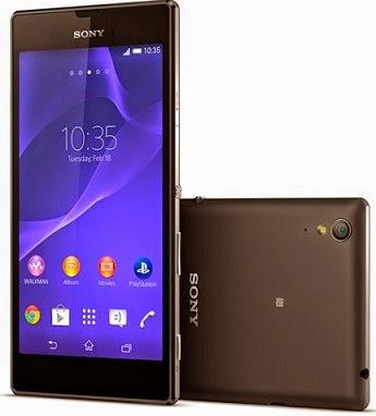 Kelebihan Dan Kekurangan Sony Xperia T3 D5103, Phablet Body Tipis Dan Ramping