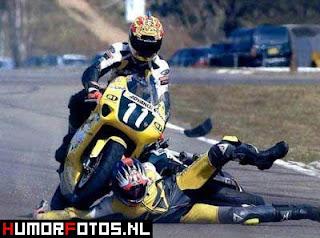 Smešne Slike: motociklista 4