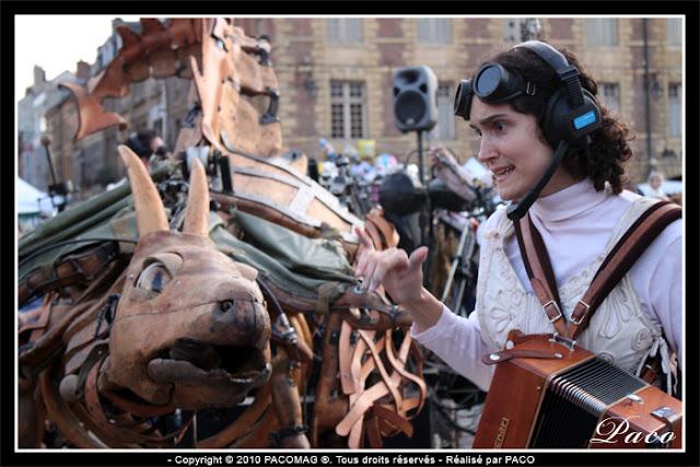 festival mondial des marionnettes de Charleville-Mézières