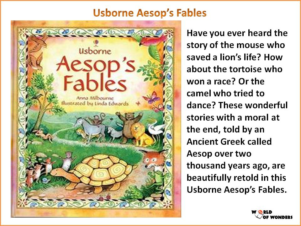 AESOP FABLES STORIES PDF DOWNLOAD