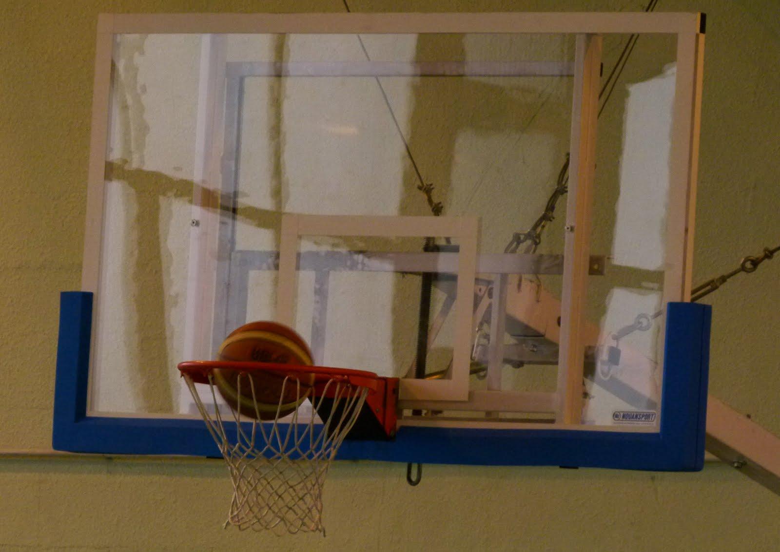 notre dame d 39 o de nouveaux panneaux de basket salle kobzick. Black Bedroom Furniture Sets. Home Design Ideas