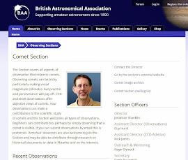 Asociacion Astronomica Britanica. BAA