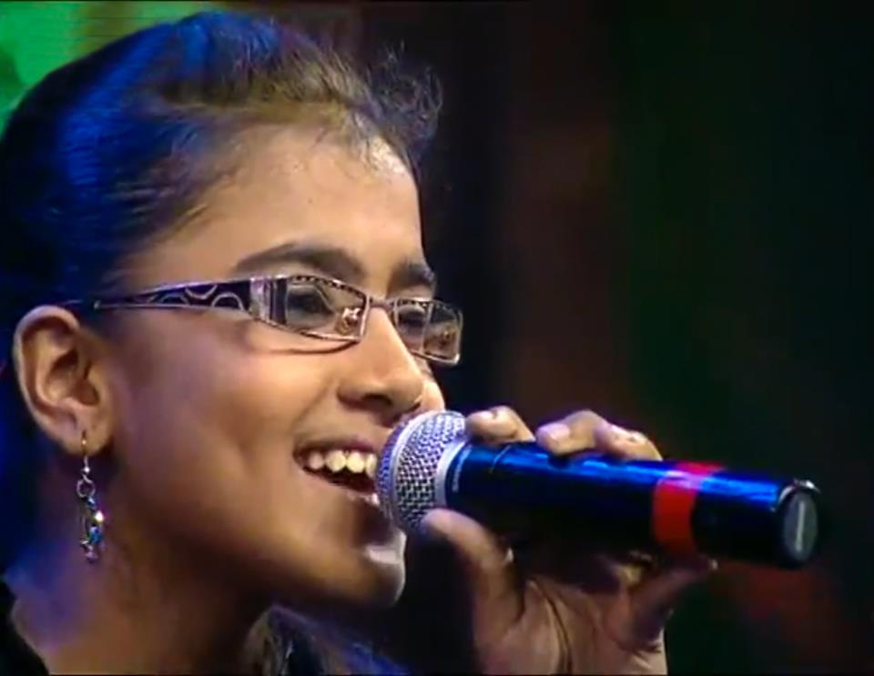 Airtel Super Singer 4 Top 20 – S Janaki, SPB Grace The ...