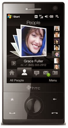 HTC Touch Diamond Windows