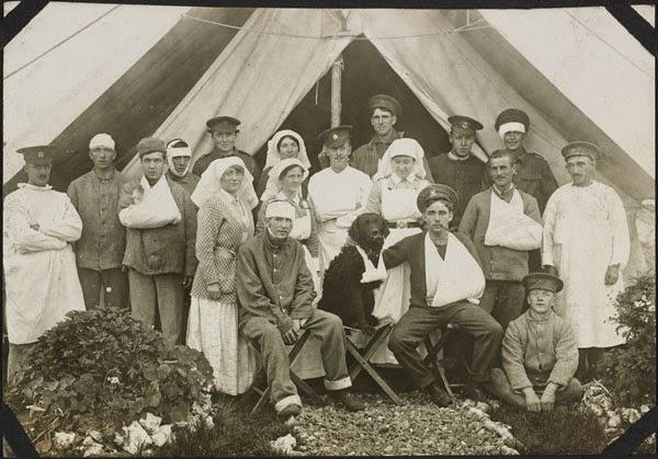 1917 - Brutal Miserable Drama
