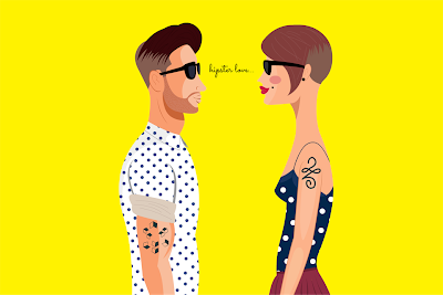 Sikosia: Hipster love