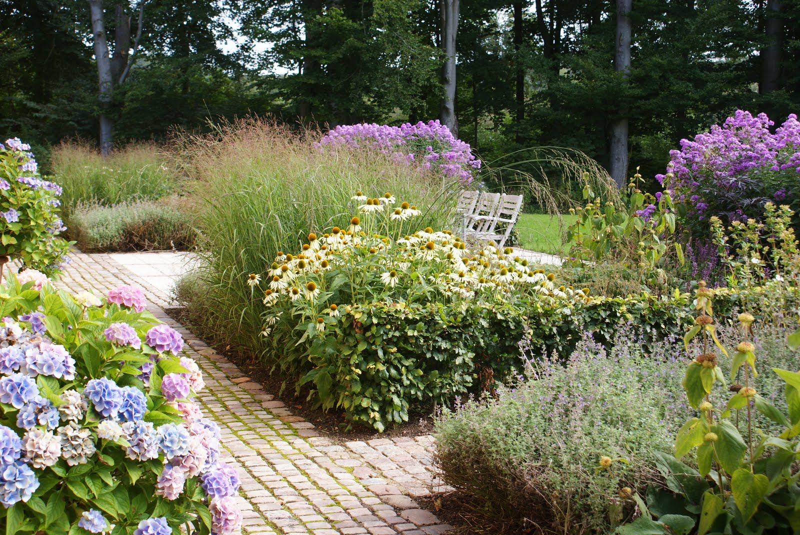 KJELD SLOT: Blomster i efteråret