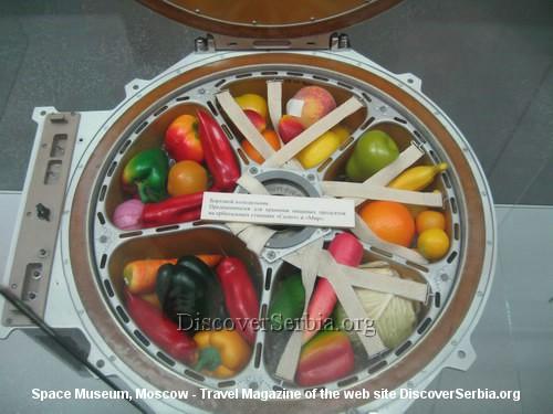 Hrana za astronaute