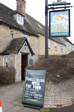 The Lamb and Flag, Hailey