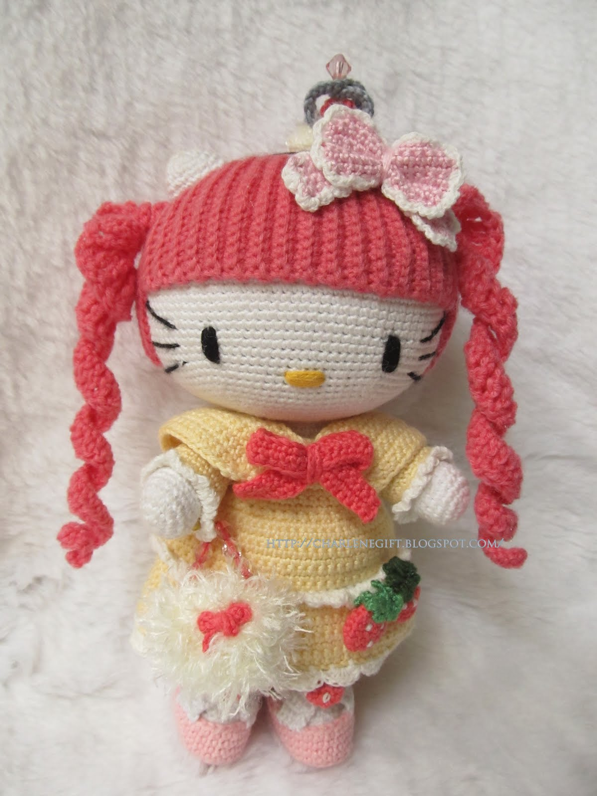 Kitty Abeja Amigurumi : Amigurumi @ Charlene Gift n Craft: Special request Hello ...