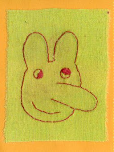 RAY JOHNSON BUNNY