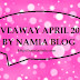 GIVEAWAY BY NAMIA BLOG
