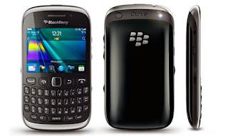 Handphone BlackBerry Davis Curve 9220