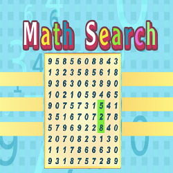 Math Search (Math Game)