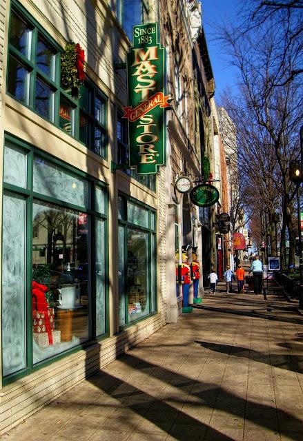 mast general store main street greenville