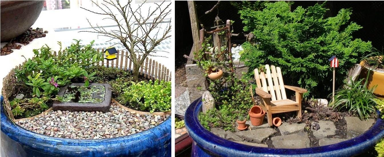 Мастер класс миниатюрные сады Staramba.ru