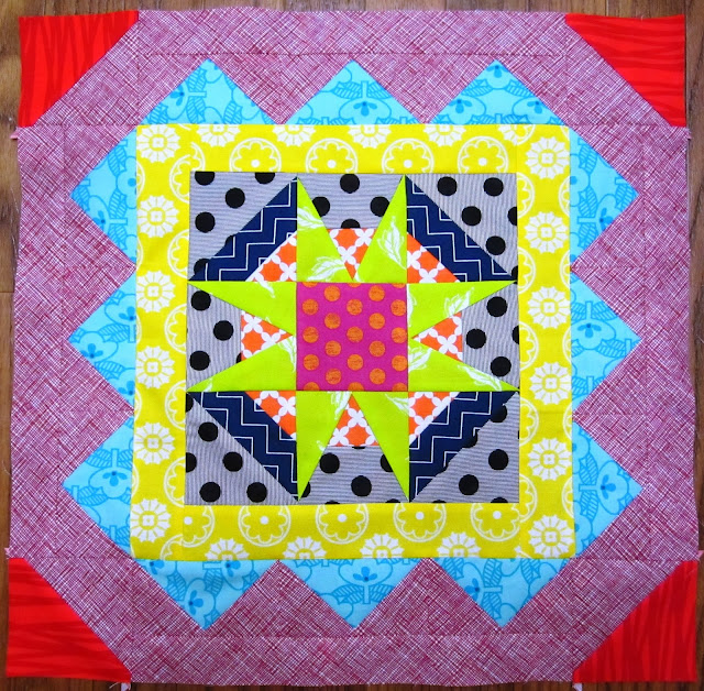 Club Medallion BOM: November Border