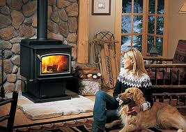 how to make a wood stove more efficient