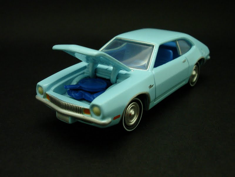 diecast hobbist  1971 ford pinto