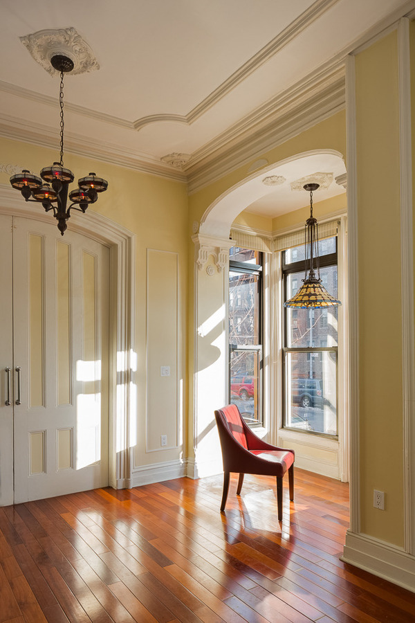 Victorian gothic interior style victorian and gothic Brooklyn brownstone interior