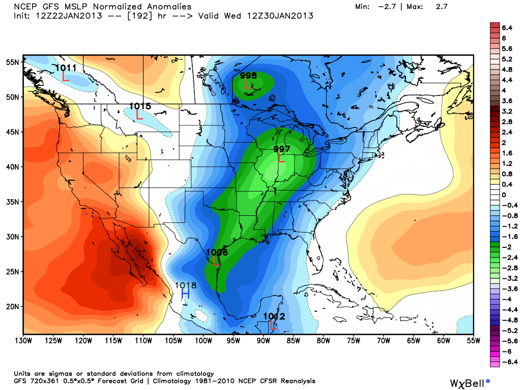Today's Featured Post: Colder, Stormier Weather Returns for Late March