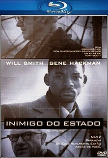 Filme Inimigo Do Estado BluRay 720p Dual Áudio
