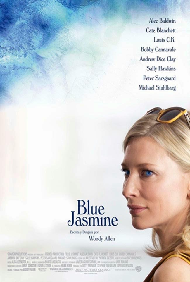"Crítica de ""Blue Jasmine"" (Cate Blanchett, Woody Allen, 2013) por ..."